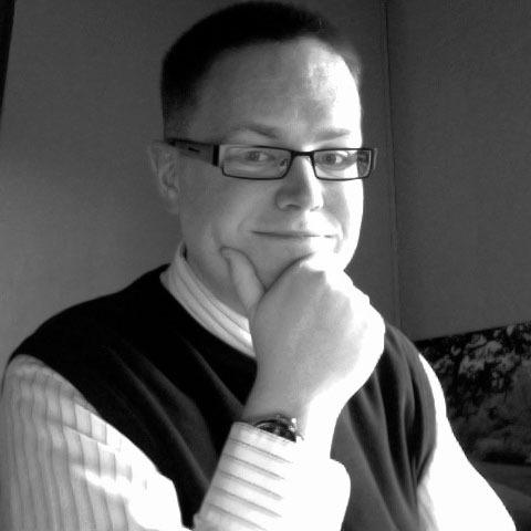 Photograph of Michael VanPutten.