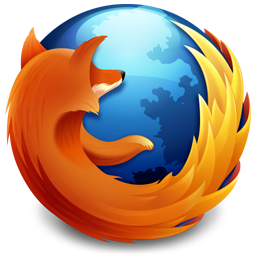 Icon for the Mozilla Firefox web browser.