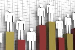 3D Employment Graph. Image Credit: Chris Potter, via Flickr/CC.