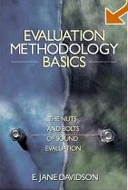 Book Cover: Evaluation Methodology Basics.