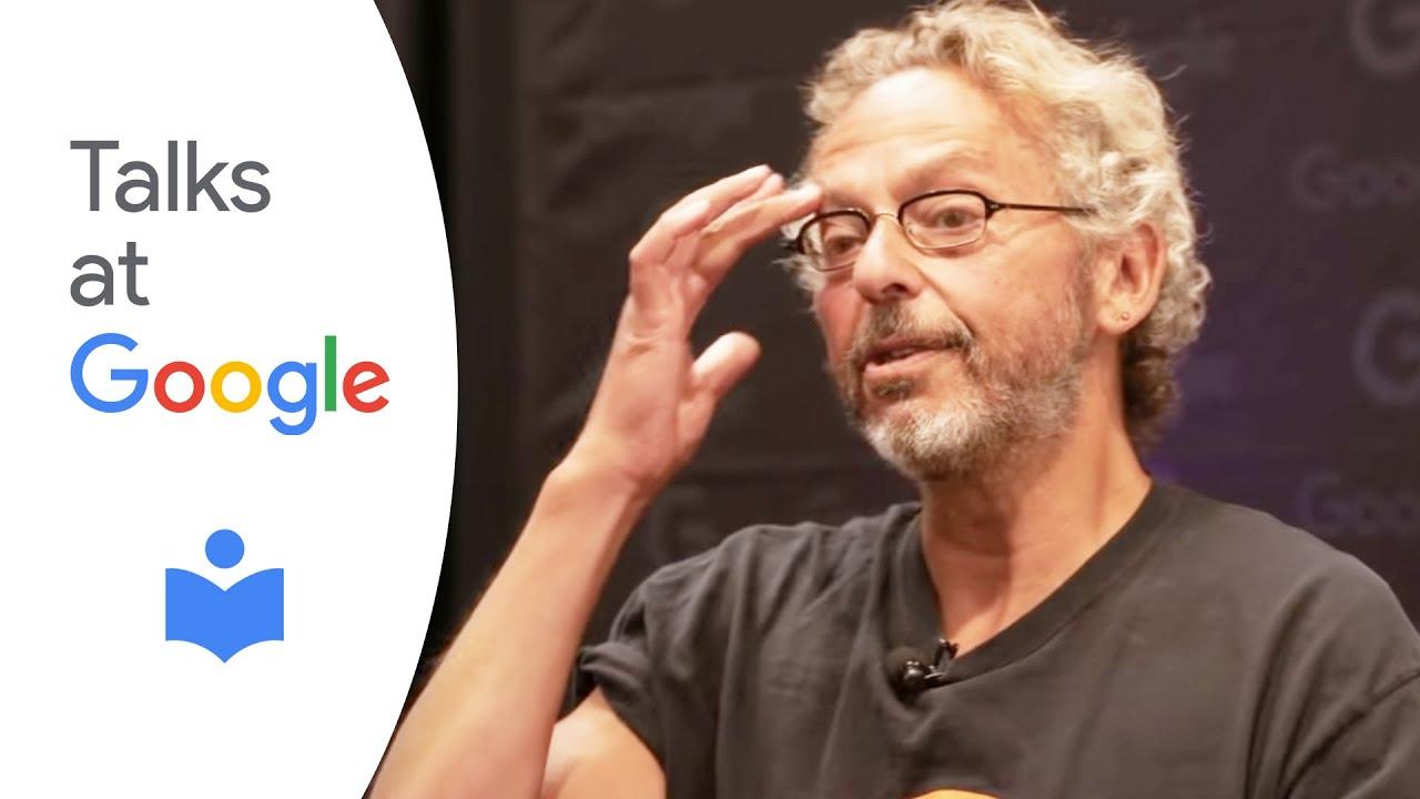 Photo of Ari Weinzweig speaking at Google.