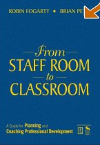 Book cover: From Staff room to Classroom.