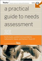 Book cover: A practical guide to needs assessment.