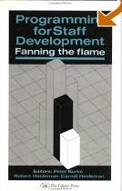 Book Cover: Programming for Staff Development.