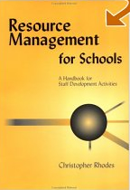 Book Cover: Resource Management for Schools.